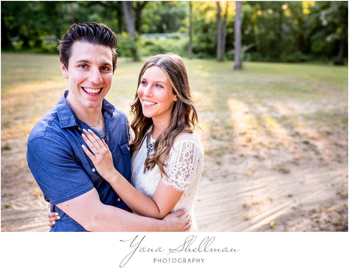 Bradford Estate Wedding by Philly Wedding Photographer - Lindsay+Rob South jersey Engagement session