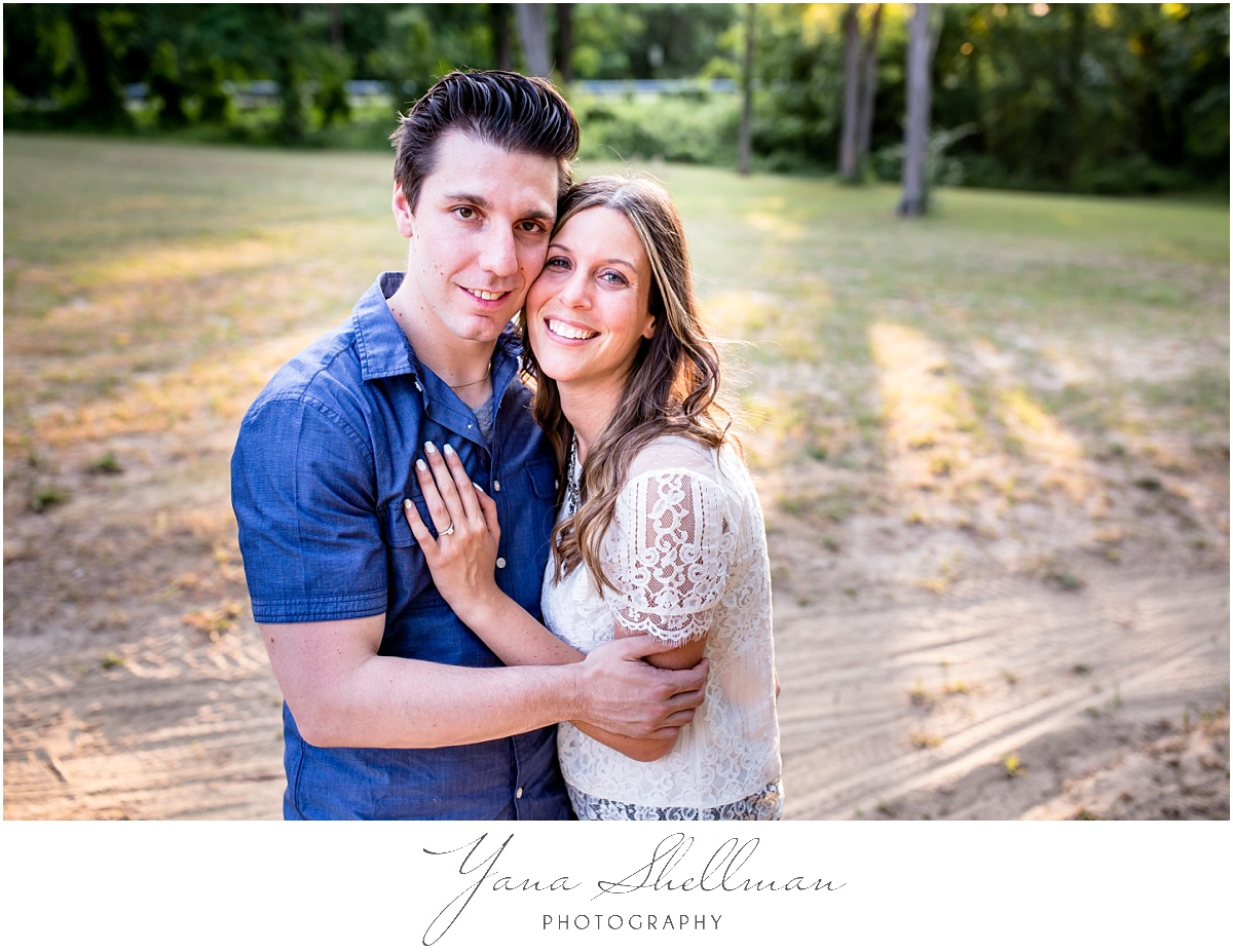 Clarks Landing Yacht Club, Delran Wedding by Philly Wedding Photographer - Lindsay+Rob Philly Engagement Session