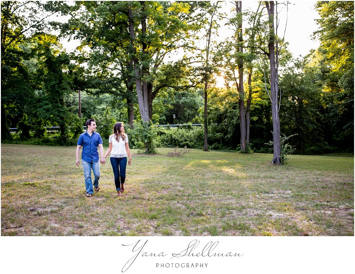 Moorestown Ballroom Wedding by Vineland Wedding Photographer - Lindsay+Rob Cherry hill engagement session