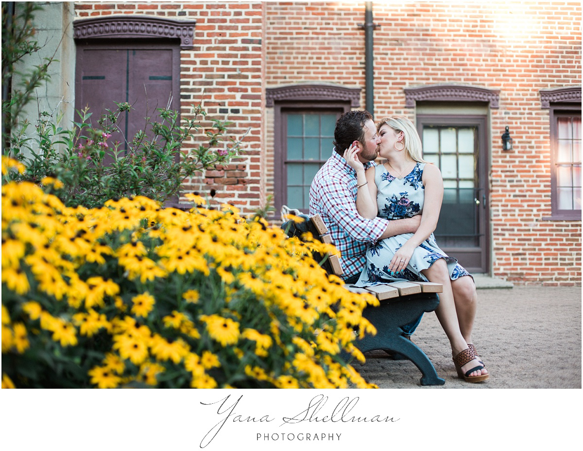 Historic Smithville Mansion Wedding Photos by the best West Chester Wedding Photographers - Christina+Nick NJ Engagement Photo Session