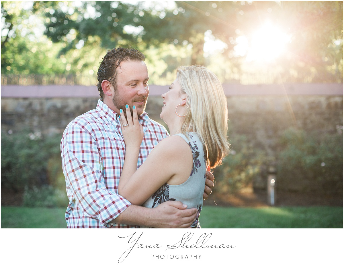 Historic Smithville Mansion Wedding Photos by the best Haddonfield Wedding Photographer - Christina+Nick NJ Engagement Photo Session