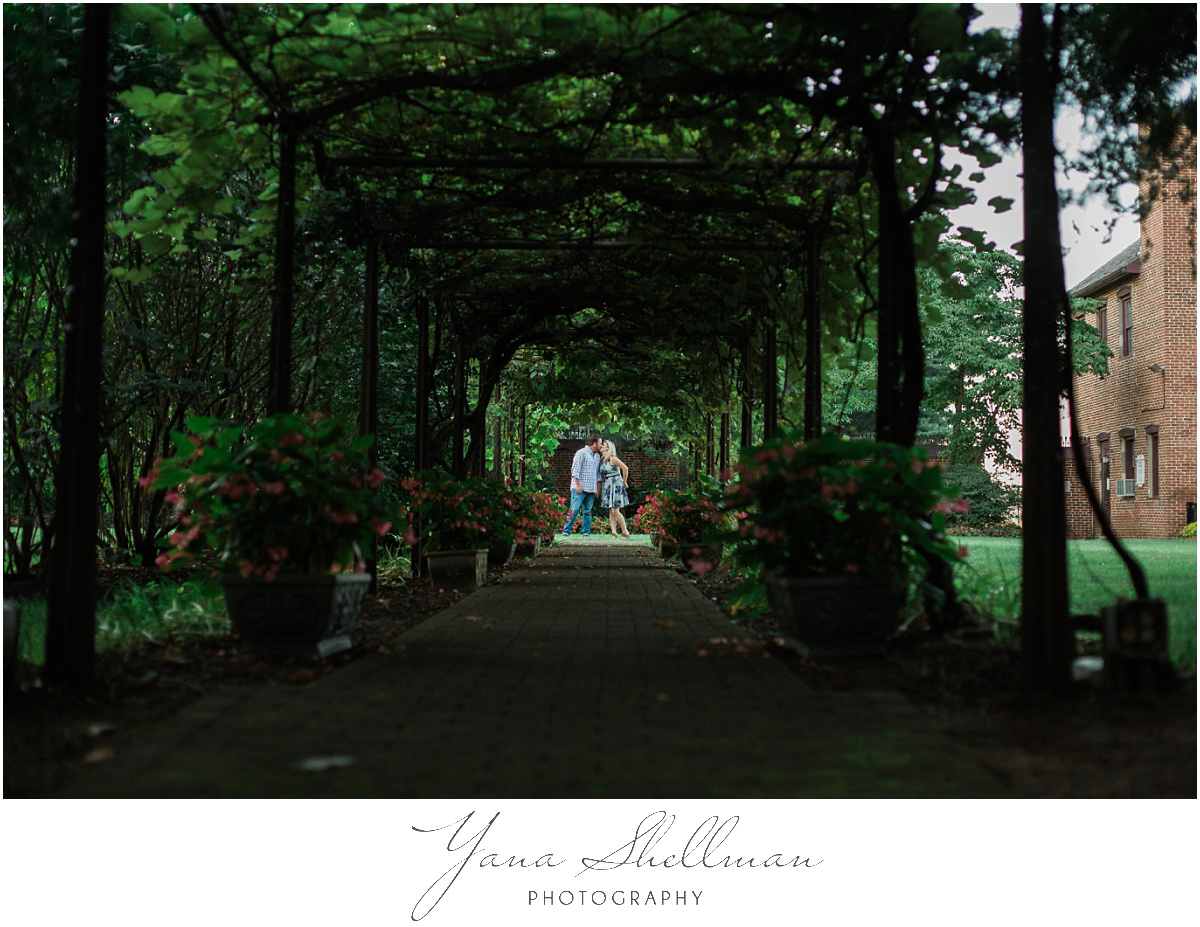 Historic Smithville Mansion Wedding Photos by the best Point Pleasant Wedding Photographer - Christina+Nick NJ Engagement Photo Session-