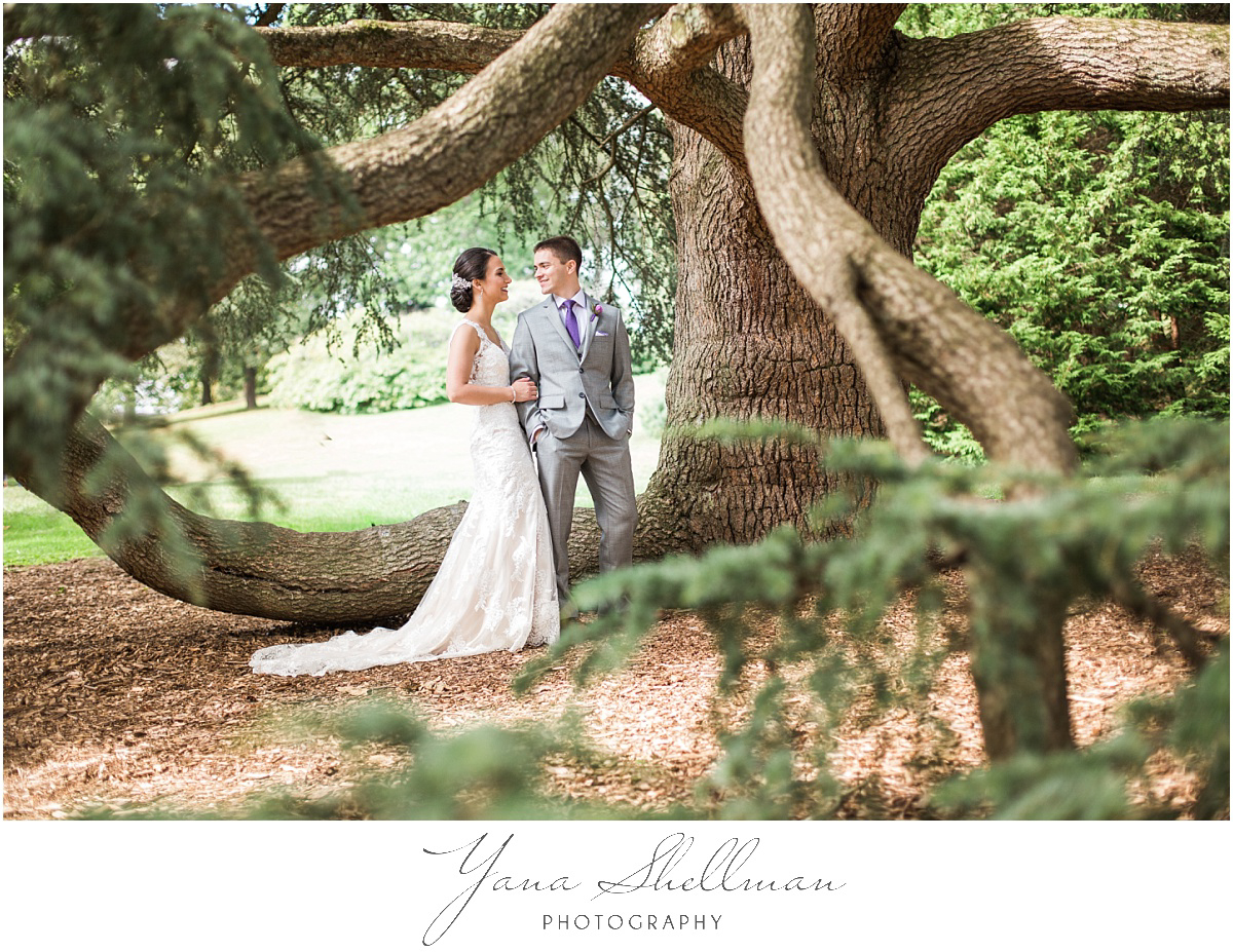Morris Arboretum Wedding Photos By The Best Princeton