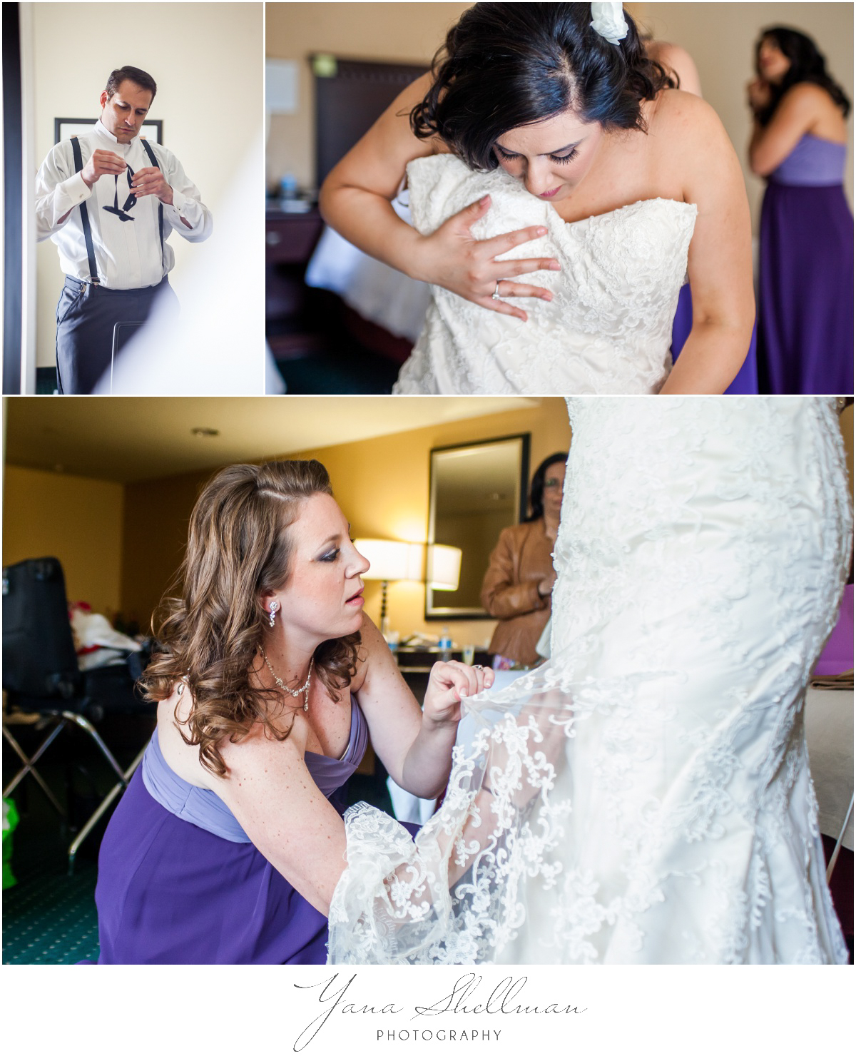 The Swan Club Wedding Photos by the best Central Jersey Wedding Photographers - Nimita+Joe Wedding Photos