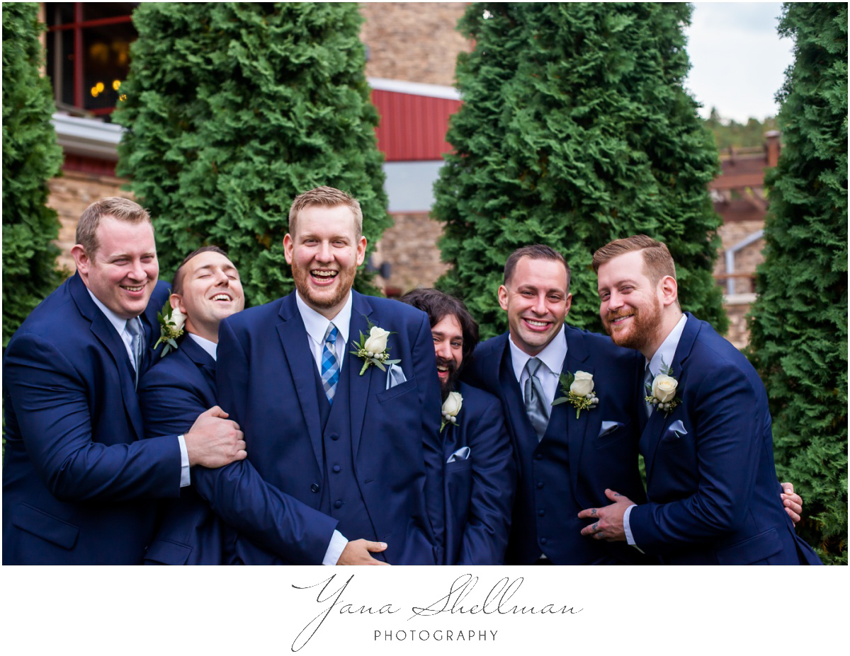 Bear Creek Mountain Resort Wedding Photos by Central Jersey Wedding Photographer - Tiffany+Mike Wedding Photos