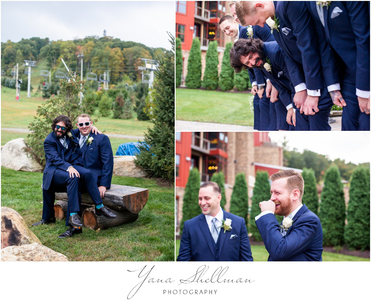 Bear Creek Mountain Resort Wedding Photos by Princeton Wedding Photographer - Tiffany+Mike Wedding Photos