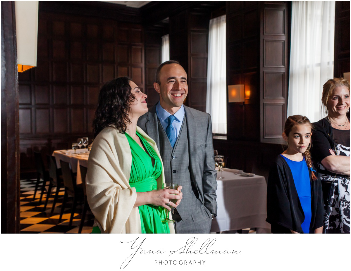 Barclay Prime Wedding Photos by Haddonfield Wedding Photographers - Michelle+Jeff Intimate Wedding Photos