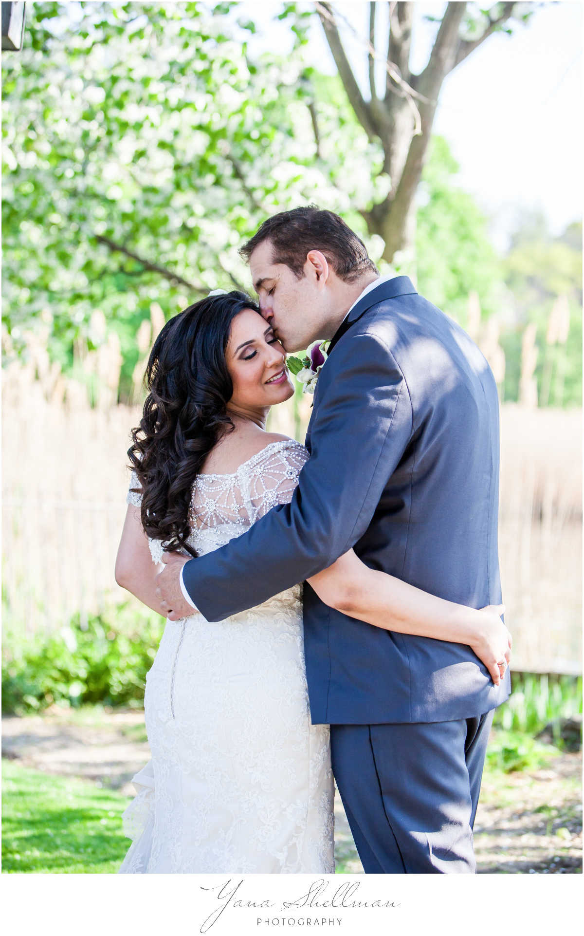 The Swan Club Wedding Photos by LBI Wedding Photographers - Nimita+Joe Wedding Photos