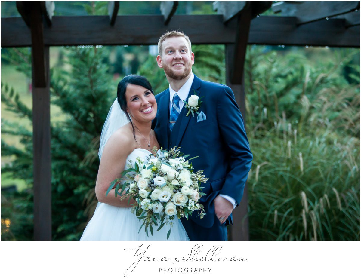 Bear Creek Mountain Resort Wedding Photos by West Chester Wedding Photographers - Tiffany+Mike Wedding Photos