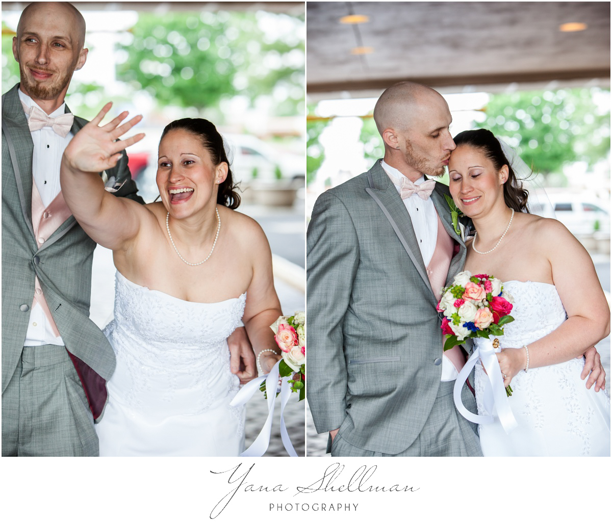 Radisson Hotel Philadelphia Wedding Photos by the best Moorestown Wedding Photographers - Rachel+Rick Wedding Photos