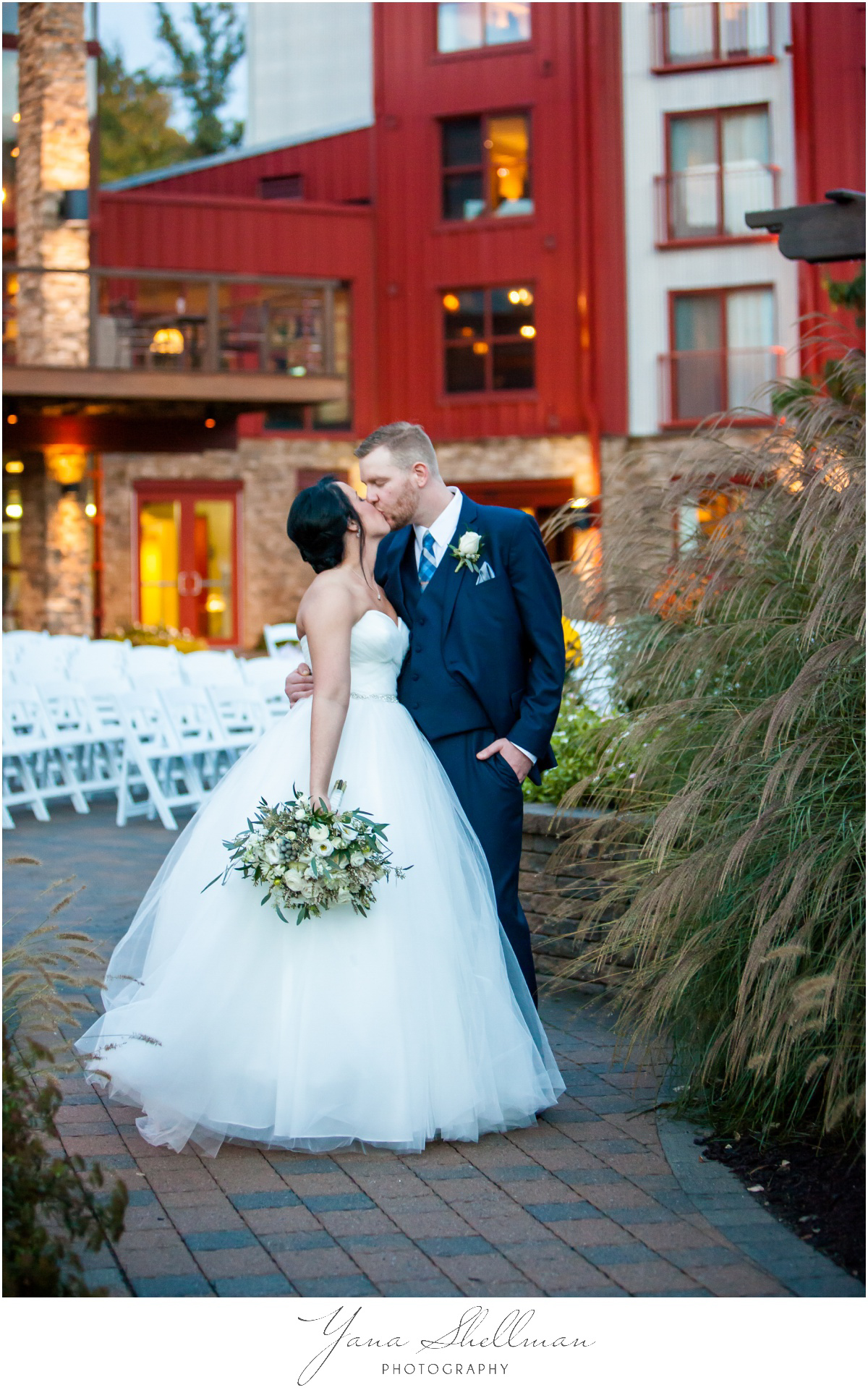 Bear Creek Mountain Resort Wedding Photos by the best West Chester Wedding Photographers - Tiffany+Mike Wedding Photos