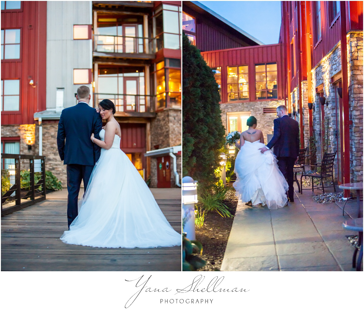 Bear Creek Mountain Resort Wedding Photos by Lumberton Wedding Photographer - Tiffany+Mike Wedding Photos