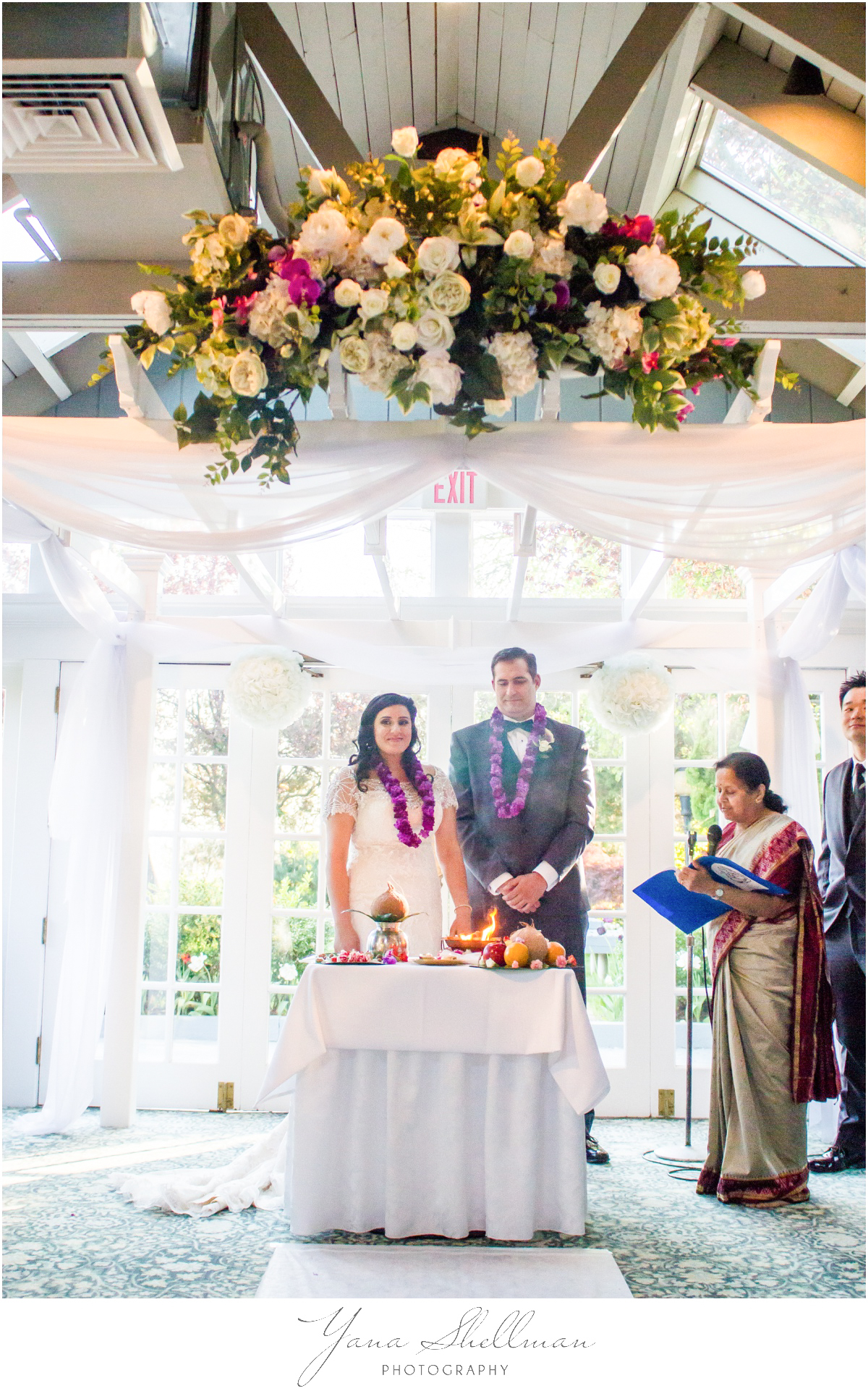 The Swan Club Wedding Photos by Moorestown Wedding Photographers - Nimita+Joe Wedding Photos