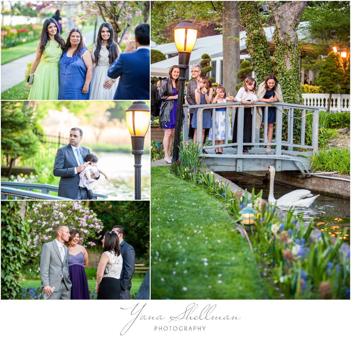 The Swan Club Wedding Photos by the best Trenton Wedding Photographers - Nimita+Joe Wedding Photos