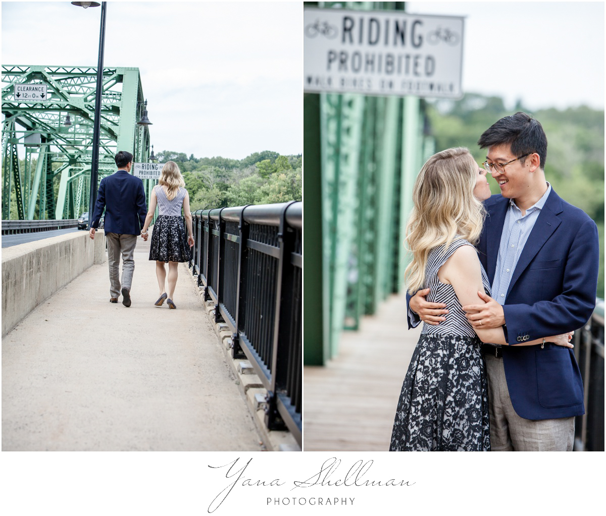 Centre Bridge Inn Wedding Photos by Philly Wedding Photographer - Rachel+Sinan Wedding Photos