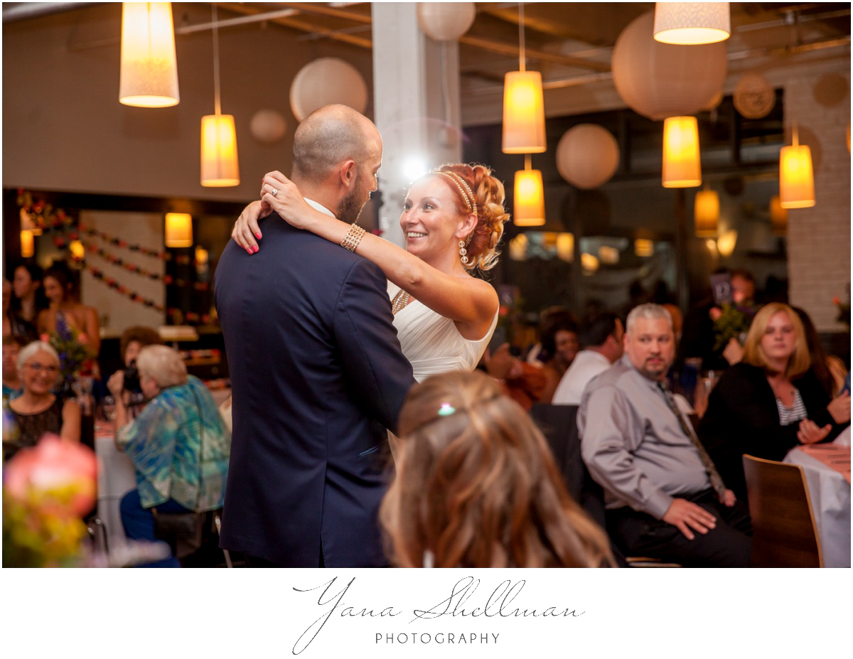 Manayunk Brewing Company Wedding Photos by LBI Wedding Photographer - Randi+Patrick Wedding Photos