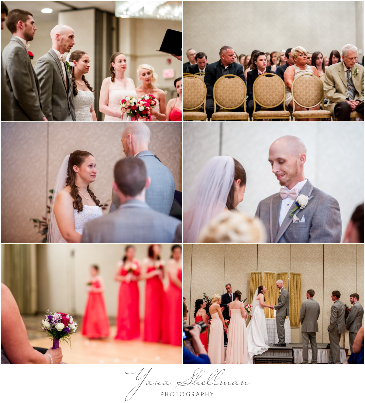 Radisson Hotel Philadelphia Wedding Photos by the best Mt Laurel Wedding Photographer - Rachel+Rick Wedding Photos