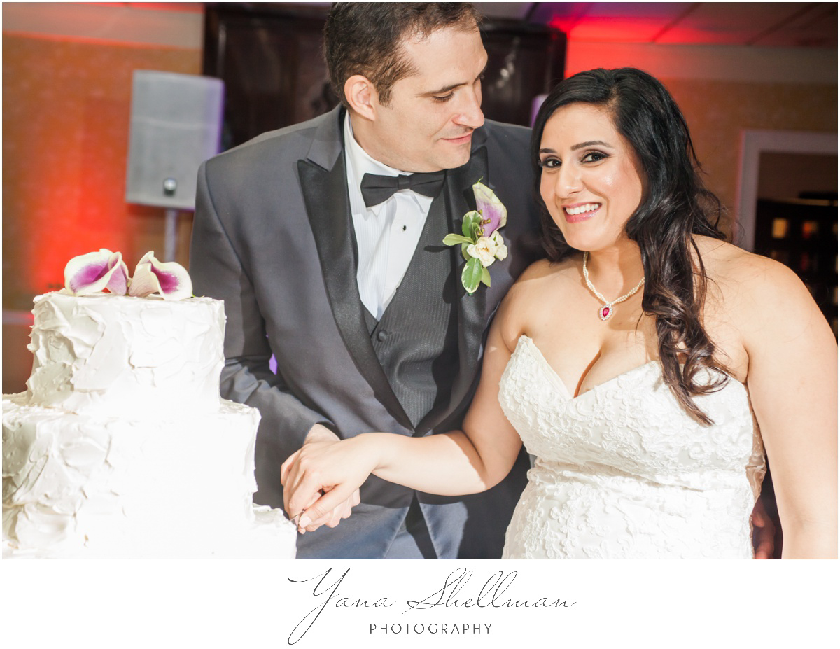 The Swan Club Wedding Photos by Medford Wedding Photographer - Nimita+Joe Wedding Photos