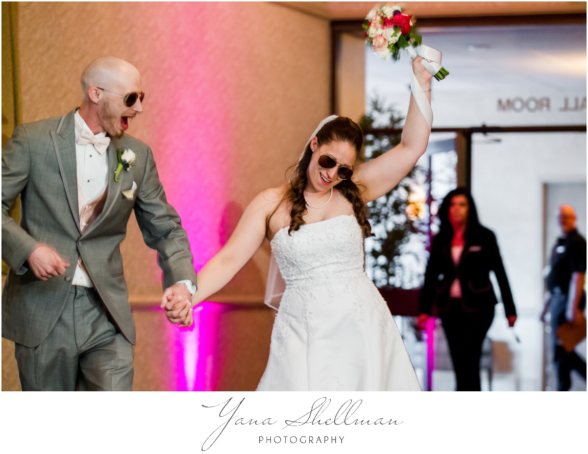 Radisson Hotel Philadelphia Wedding Photos by the best Cinnaminson Wedding Photographers - Rachel+Rick Wedding Photos