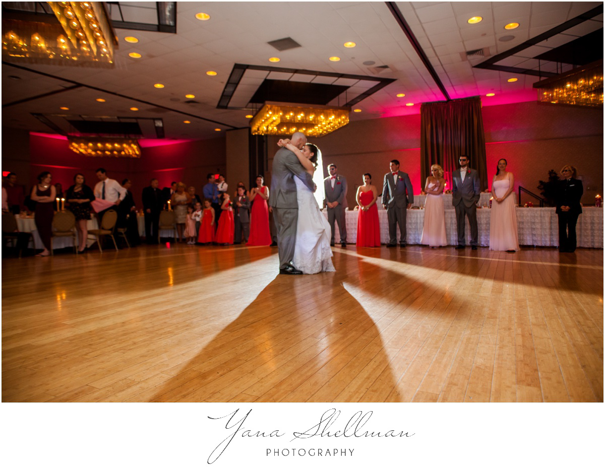 Radisson Hotel Philadelphia Wedding Photos by LBI Wedding Photographer - Rachel+Rick Wedding Photos
