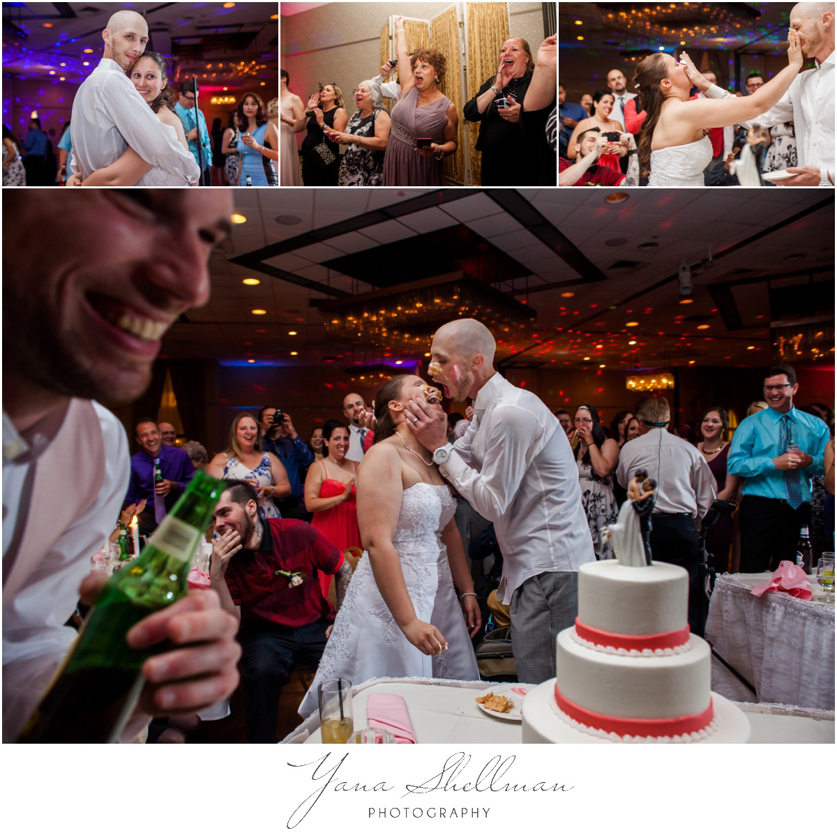 Radisson Hotel Philadelphia Wedding Photos by Point Pleasant Wedding Photographer - Rachel+Rick Wedding Photos