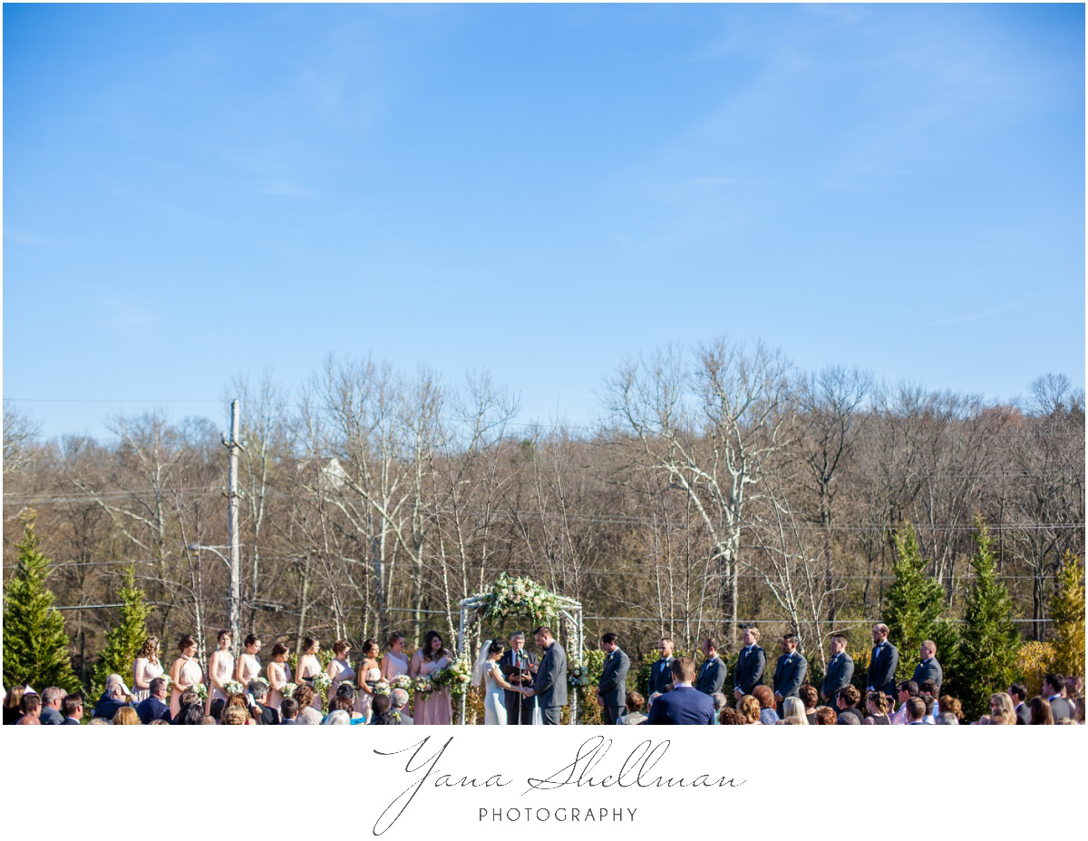 The Barn on Bridge Wedding Photos by the best Glassboro Wedding Photographer - Jillina+Josh Wedding Photos