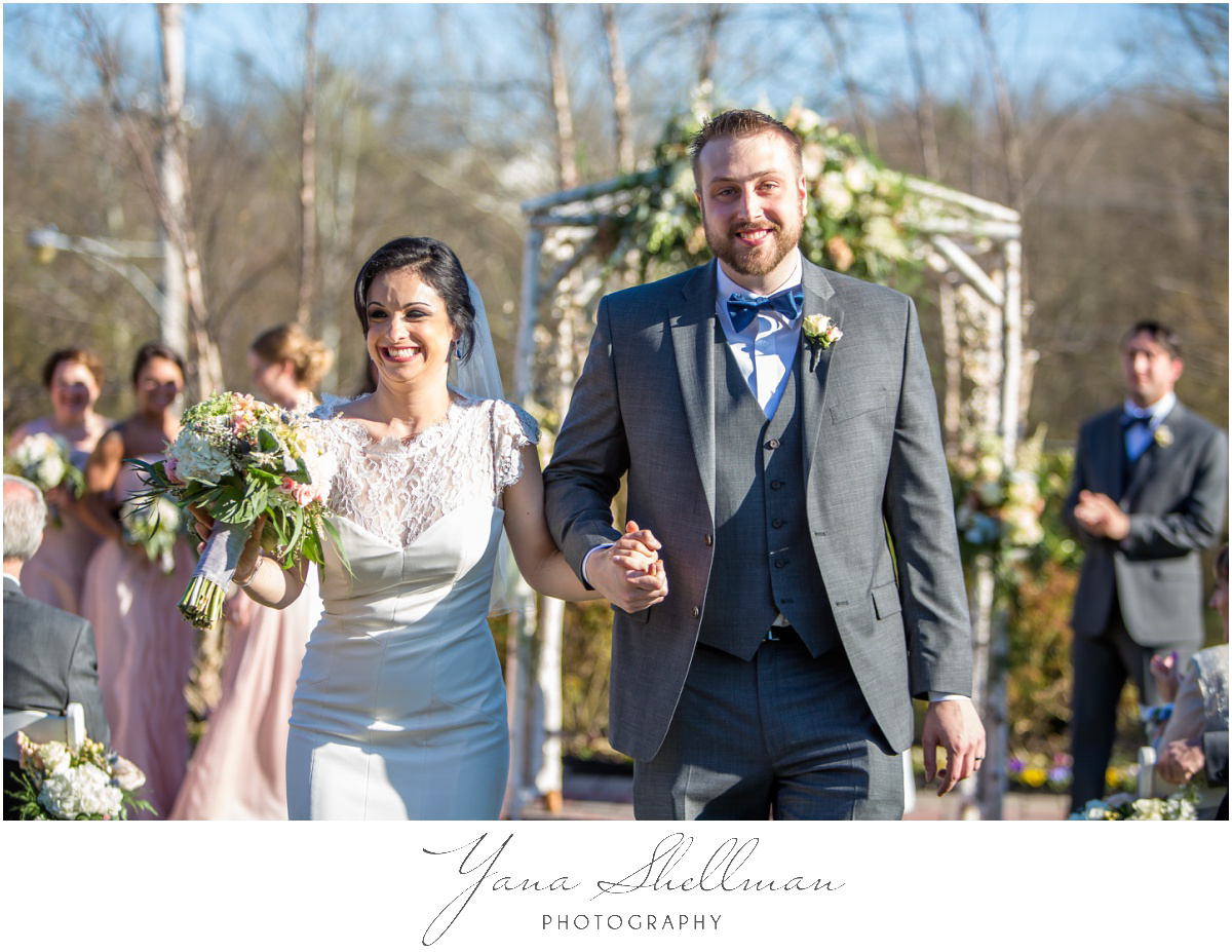 The Barn on Bridge Wedding Photos by the best Cinnaminson Wedding Photographer - Jillina+Josh Wedding Photos