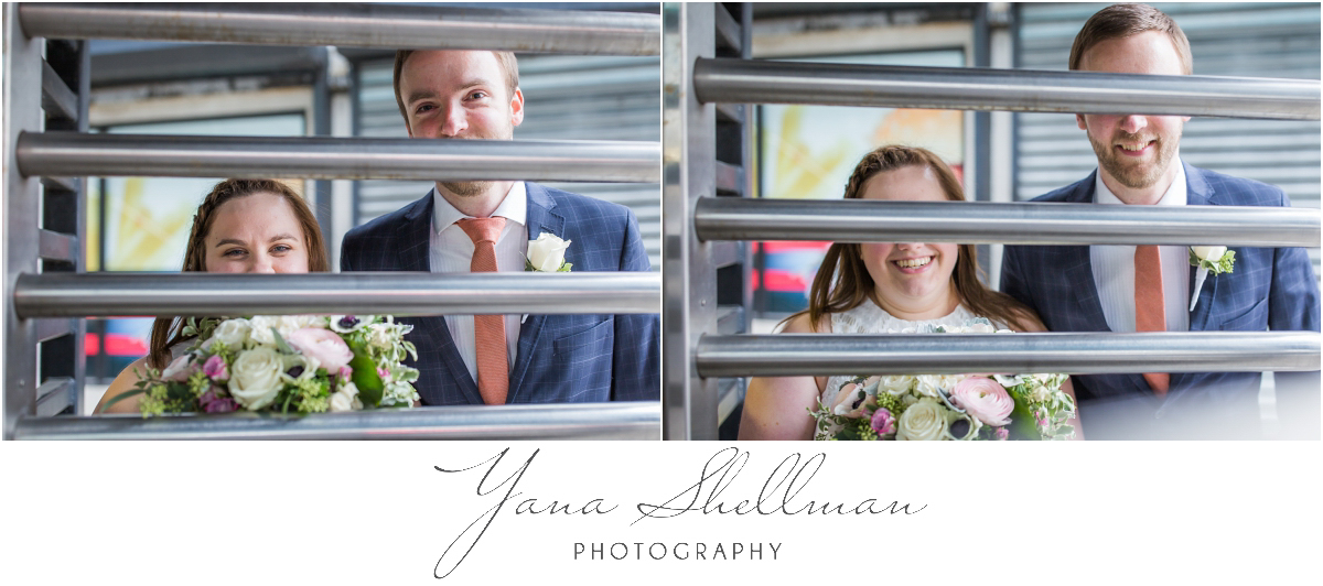 Philadelphia Elopement Photos by the best South Jersey Wedding Photographer - Hillary+Rob's Elopment Photos
