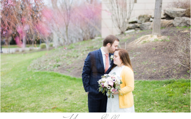 Philadelphia Elopement Photos by Medford Wedding Photographers - Hillary+Rob's Elopment Photos