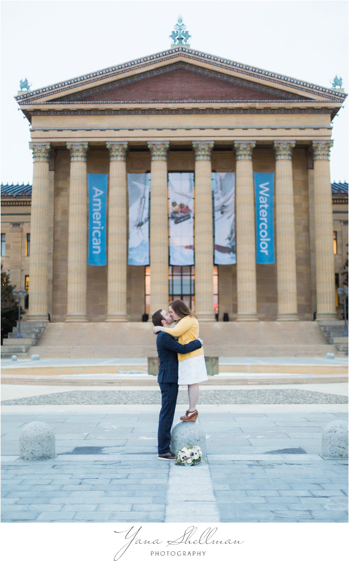 Philadelphia Elopement Photos by Philly Elopment Photographers - Hillary+Rob's Elopment Photos