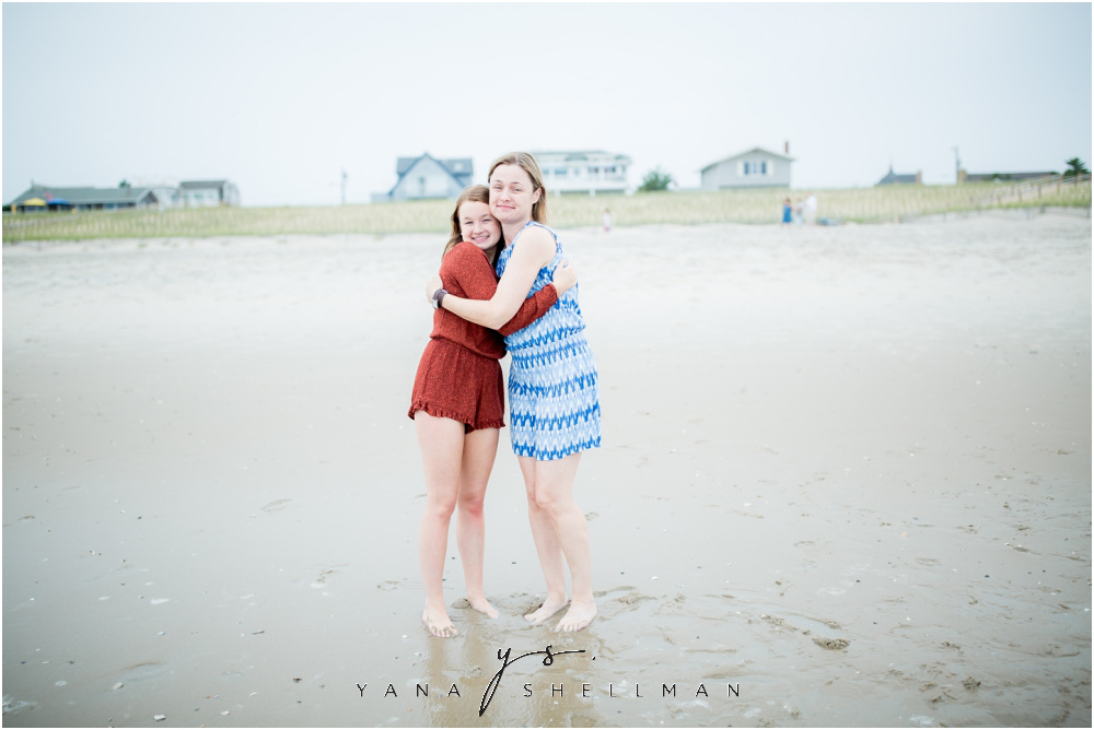 Beach Haven Family Photo Session captured by Lumberton Photographers - Tom+Debra Family Photos