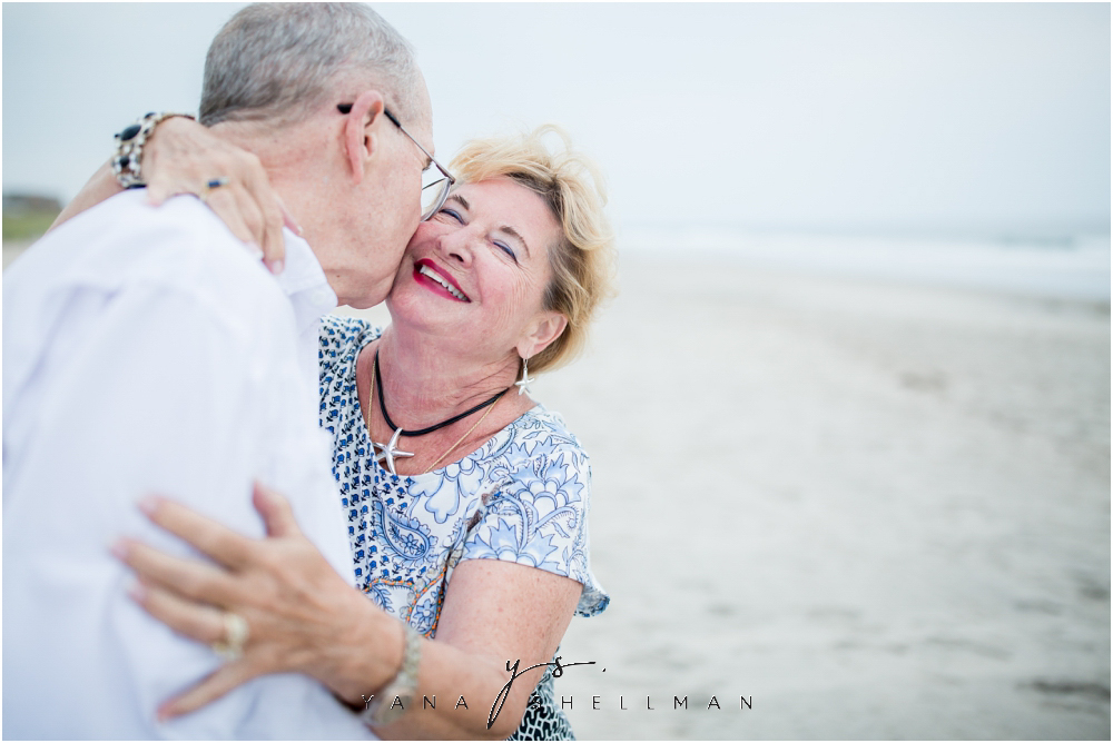 Beach Haven Family Photo Session captured by Loveladies LBI Photographer - Linda+Tom Family Photos