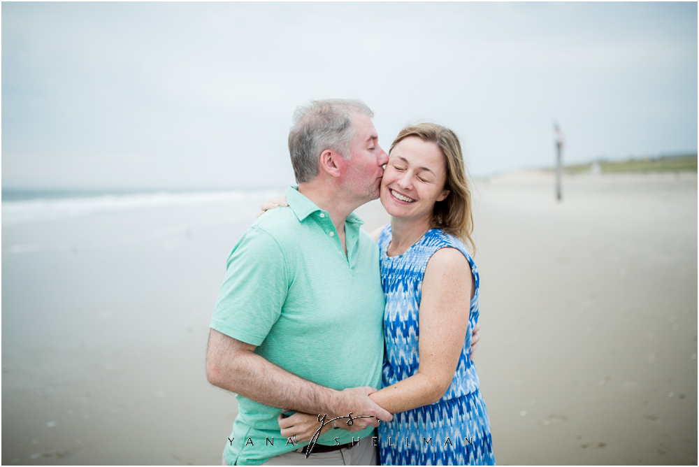Beach Haven Family Photo Session captured by Mt Laurel Family Photographers - Tom+Debra Family Photos