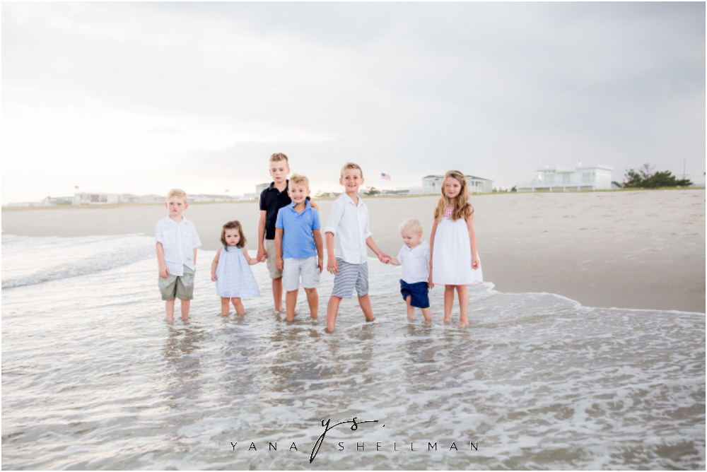 North Beach LBI Family Photo session captured by Barnegat Light family Photographer - Sue, James family photos