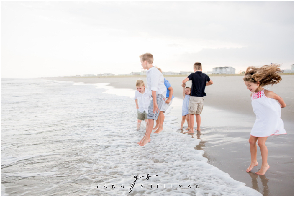 North Beach LBI Family Photo session captured by Barnegat Light family Photographers - Sue, James family photos