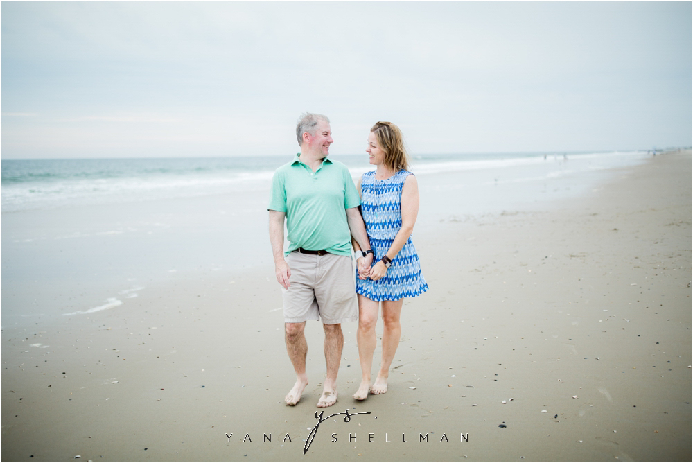 Beach Haven Family Photo Session captured by Cinnaminson Photographers - Tom+Debra Family Photos