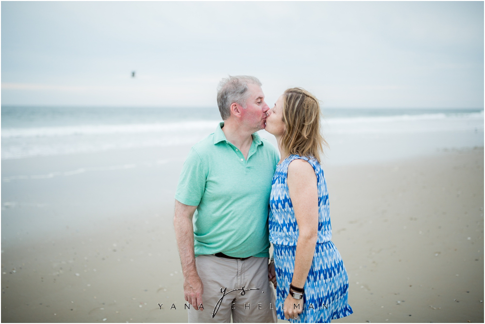 Beach Haven Family Photo Session captured by Cinnaminson Family Photographer - Tom+Debra Family Photos