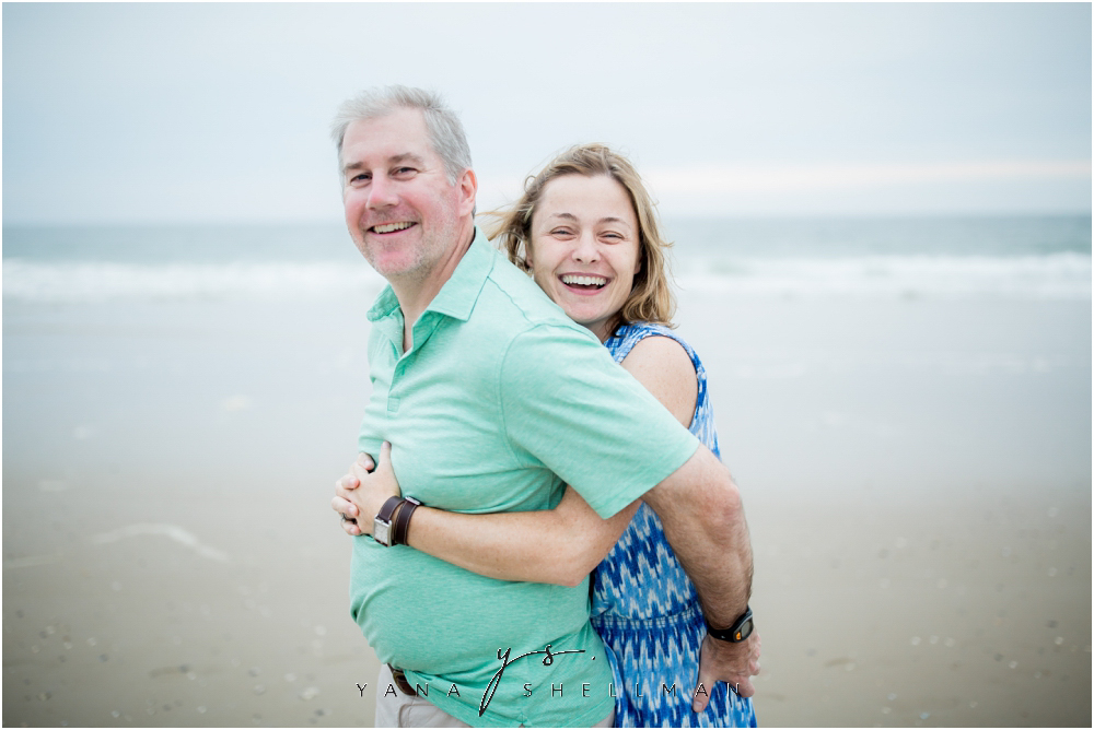 Beach Haven Family Photo Session captured by Cinnaminson Family Photographers - Tom+Debra Family Photos