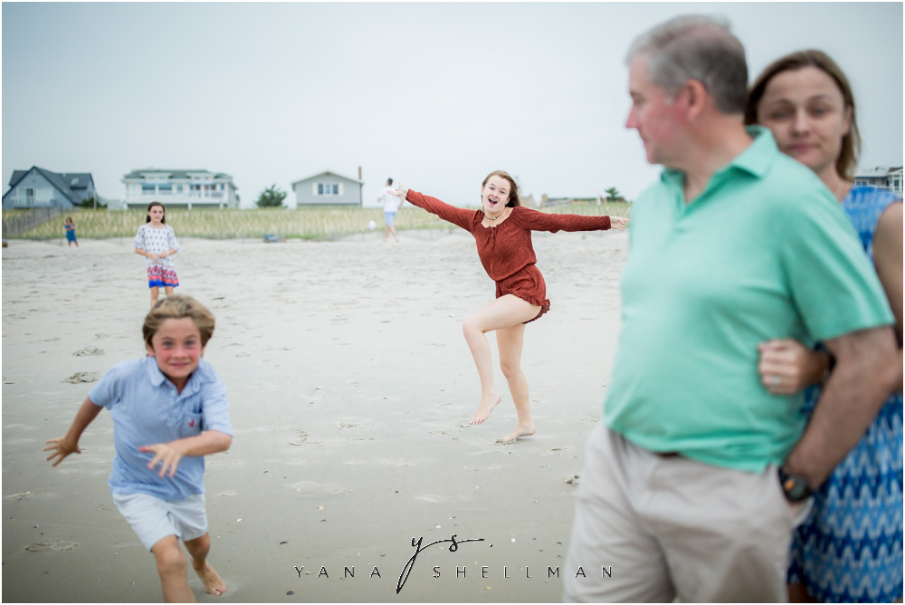 Beach Haven Family Photo Session captured by Marlton Family Photographers - Tom+Debra Family Photos