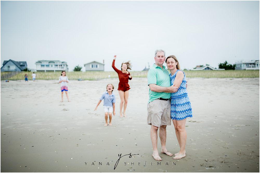 Beach Haven Family Photo Session captured by Vorhees Family Photographers - Tom+Debra Family Photos