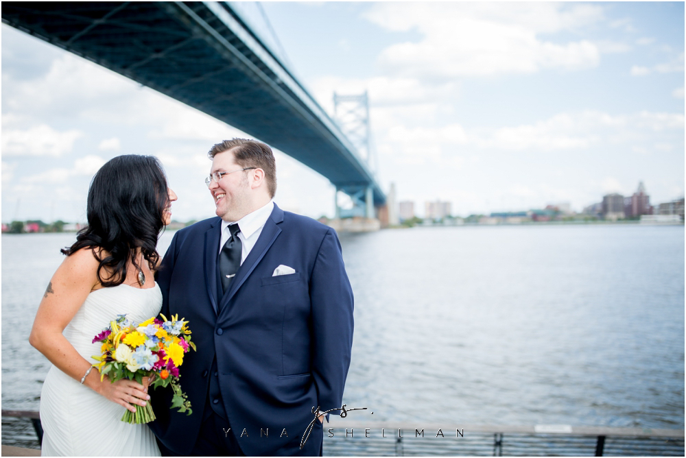 2424 Studios Wedding Photos captured by the best Center City Philly Wedding Photographer - Gina+Mike Wedding Photos