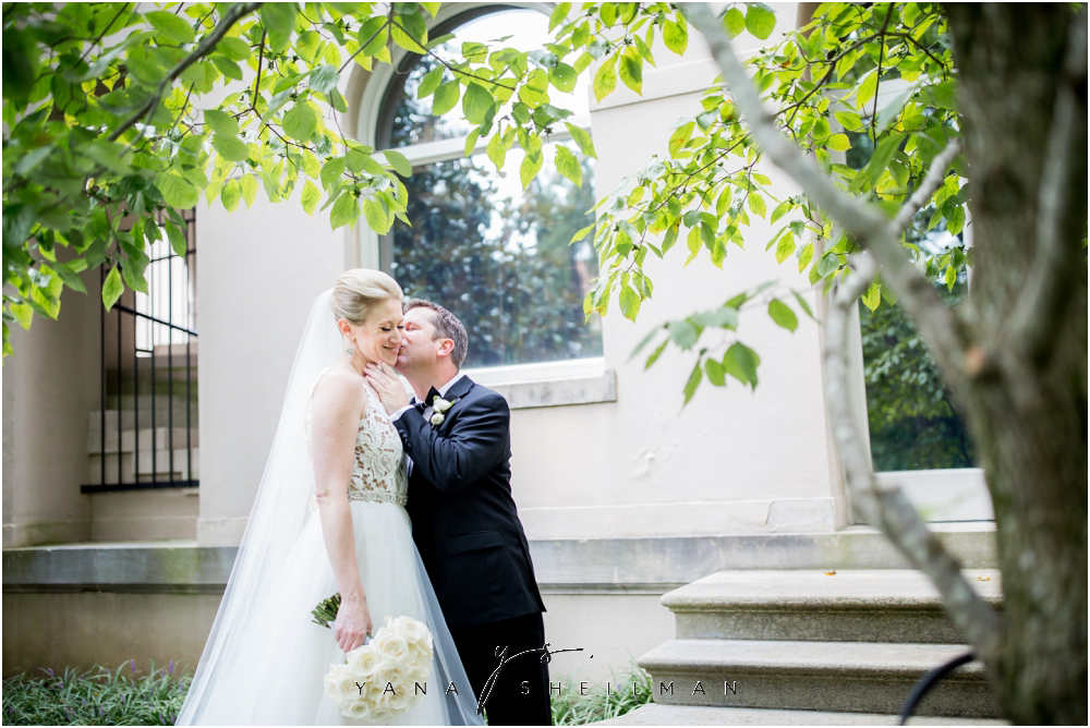 Winterthur Museum Wedding capture by Moorestown Wedding Photographers - Carie+Kevin Wedding Photos