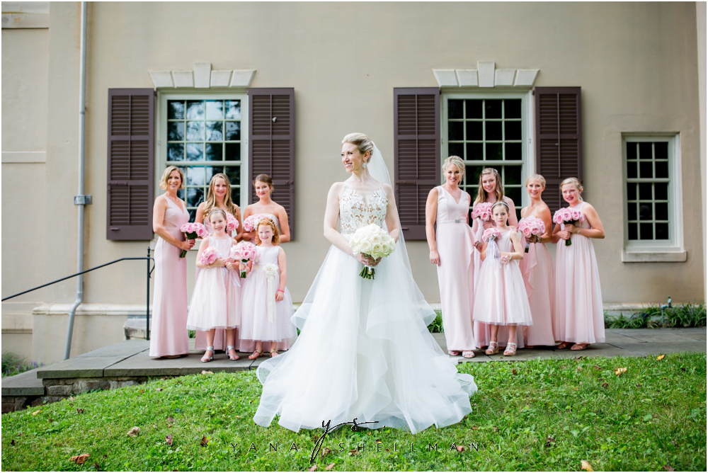 Winterthur Museum Wedding capture by Delran Wedding Photographer - Carie+Kevin Wedding Photos