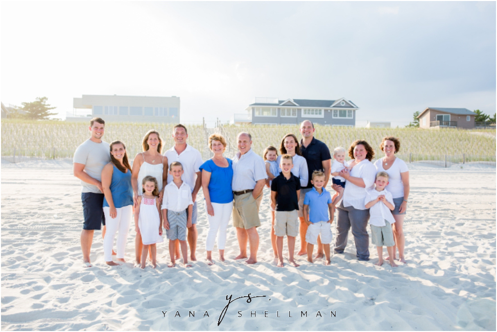 North Beach LBI Family Photo session captured by Long Beach Island family Photographers - Sue, James family photos