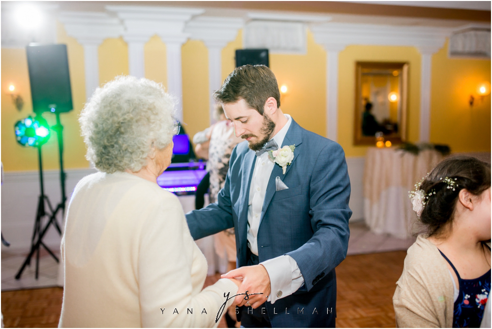 Southern Mansion Wedding Photos by the best Collingswood Wedding Photographer - Kayla+Dean Wedding
