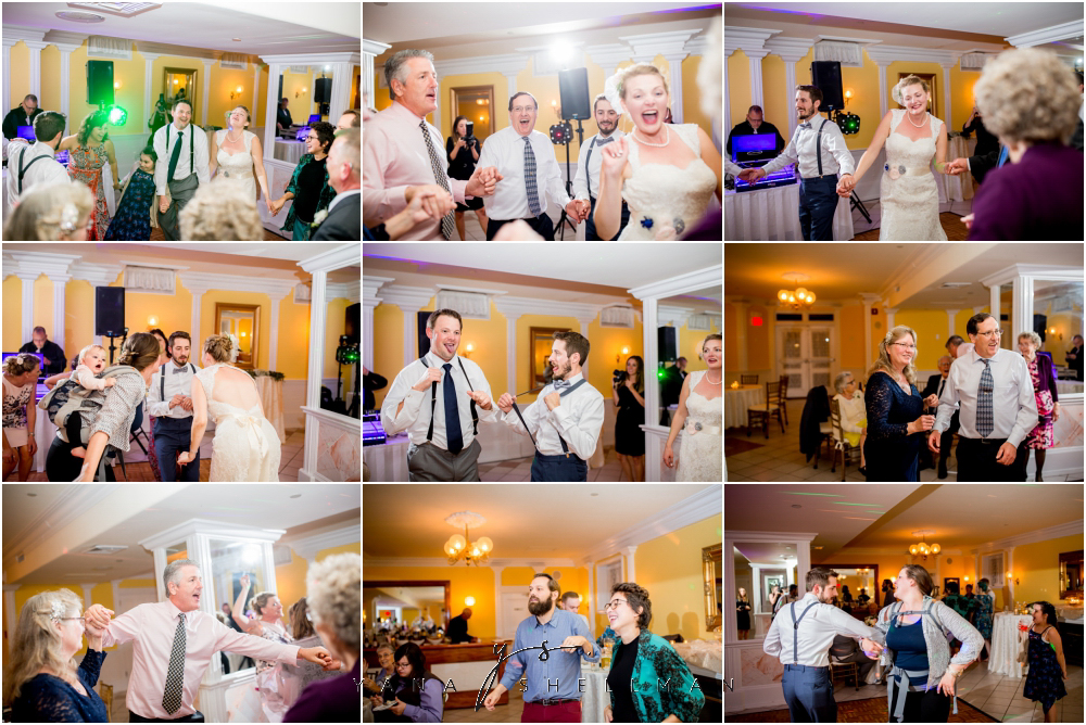 Southern Mansion Wedding Photos by Cherry Hill Wedding Photographer - Kayla+Dean Wedding