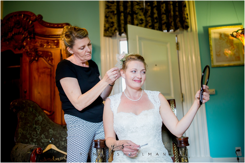 Southern Mansion Wedding Photos by Ocean City Wedding Photographers - Kayla+Dean Wedding