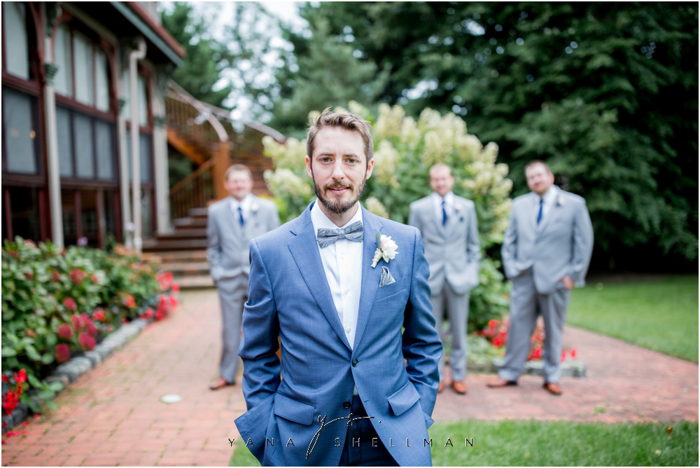 Southern Mansion Wedding Photos by Moorestown Wedding Photographers - Kayla+Dean Wedding