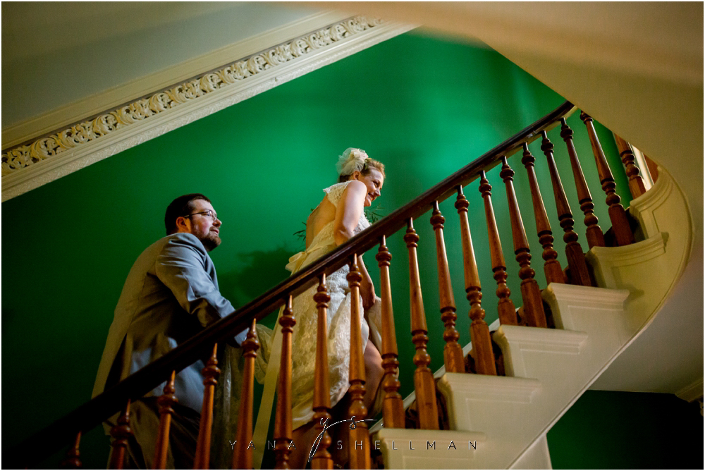 Southern Mansion Wedding Photos by Deptford Wedding Photographers - Kayla+Dean Wedding