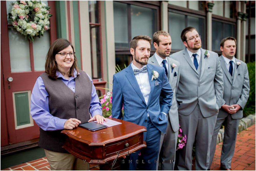 Southern Mansion Wedding Photos by Lambertville Wedding Photographer - Kayla+Dean Wedding